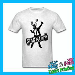 big stag party tshirts uk